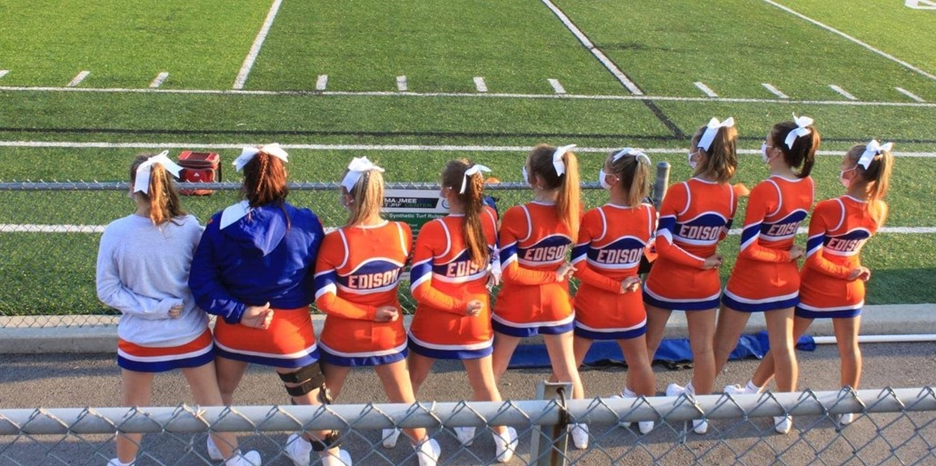 Cheerleaders 2020