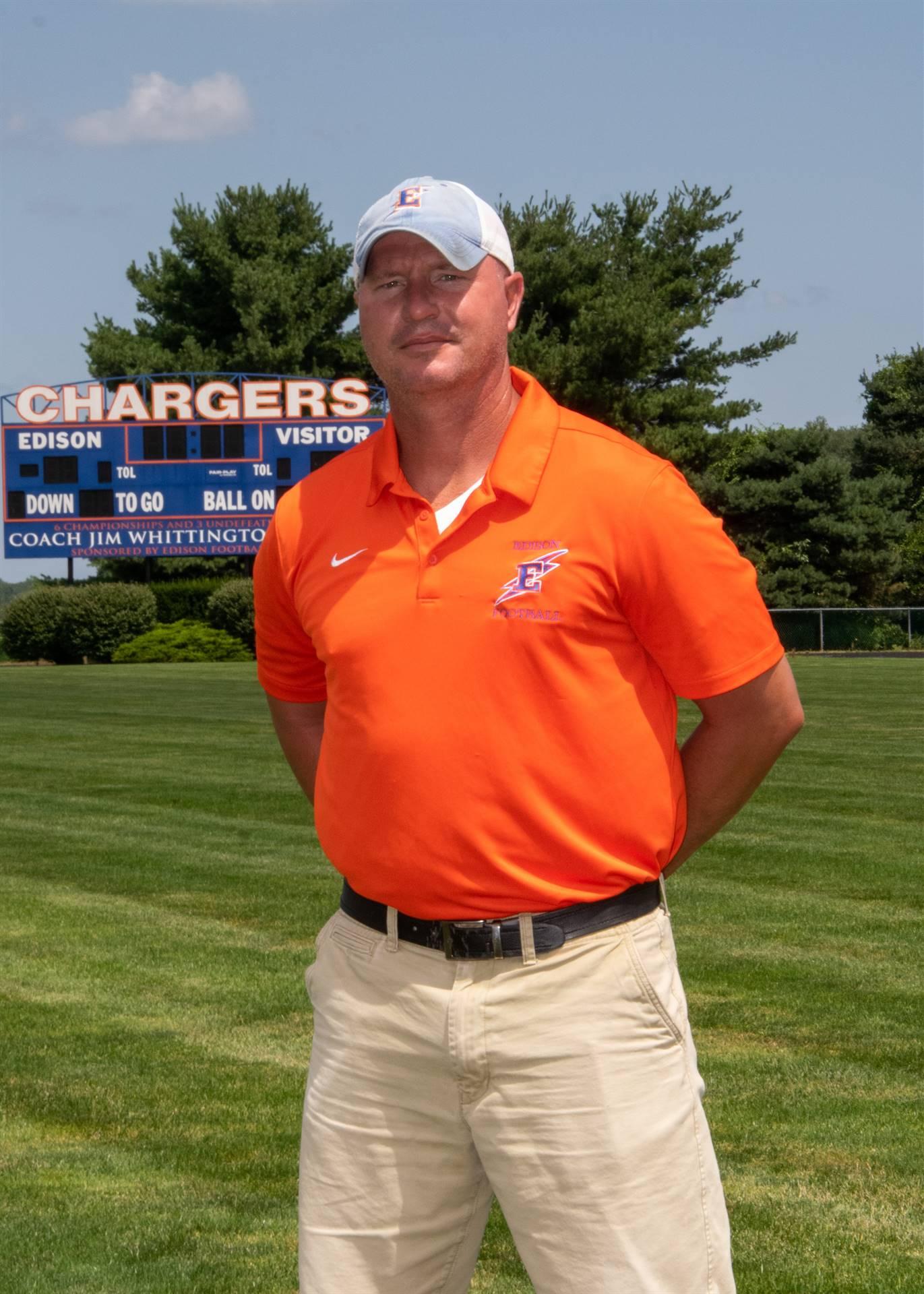 Assistant Coach - Matt Clum