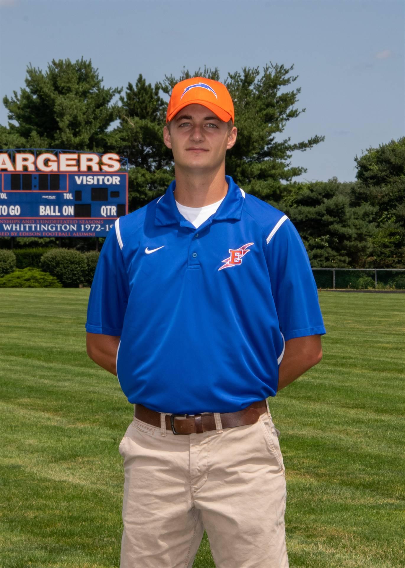 Assistant Coach - Keegan Hall
