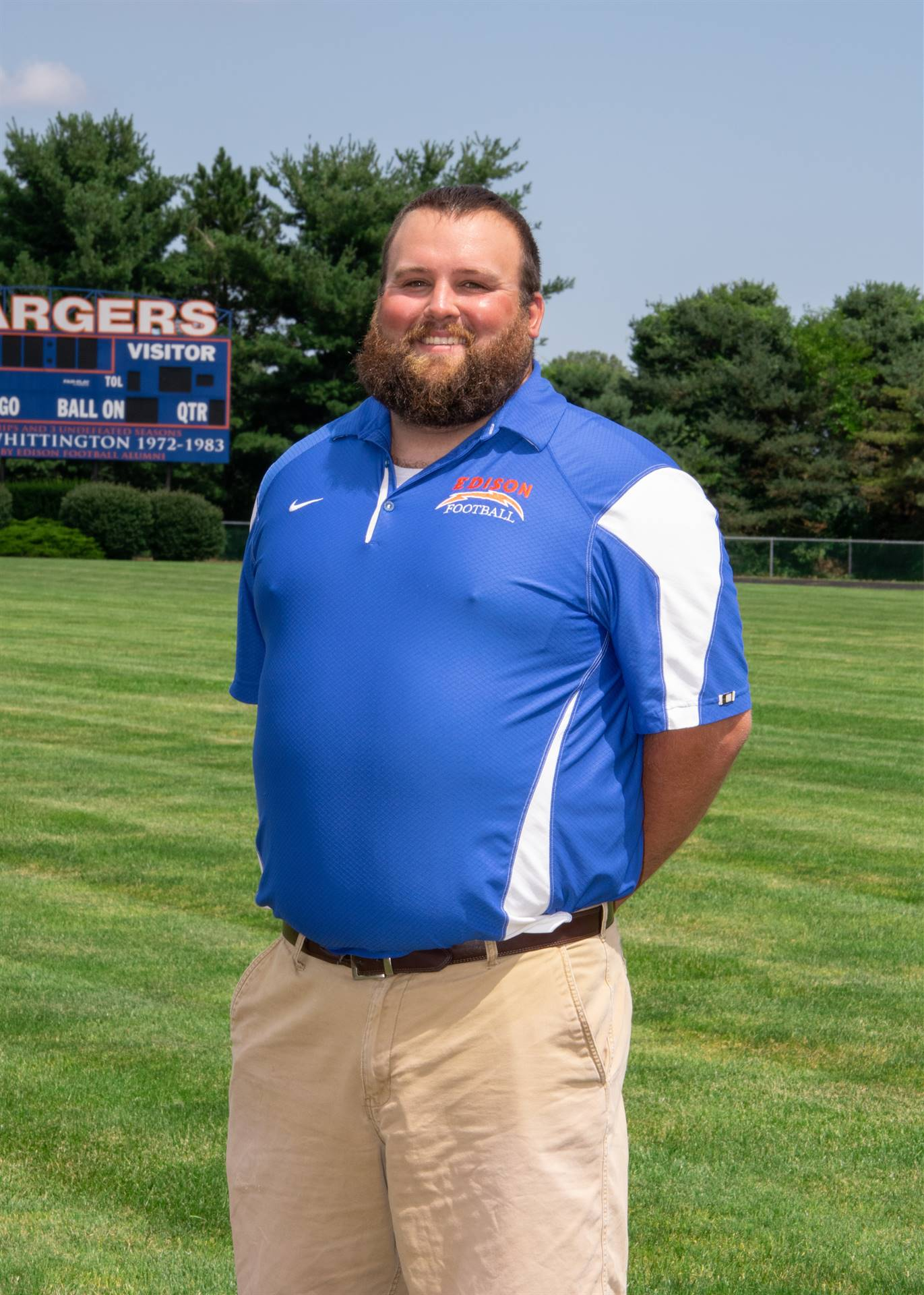 Assistant Coach - Mitch Sweet