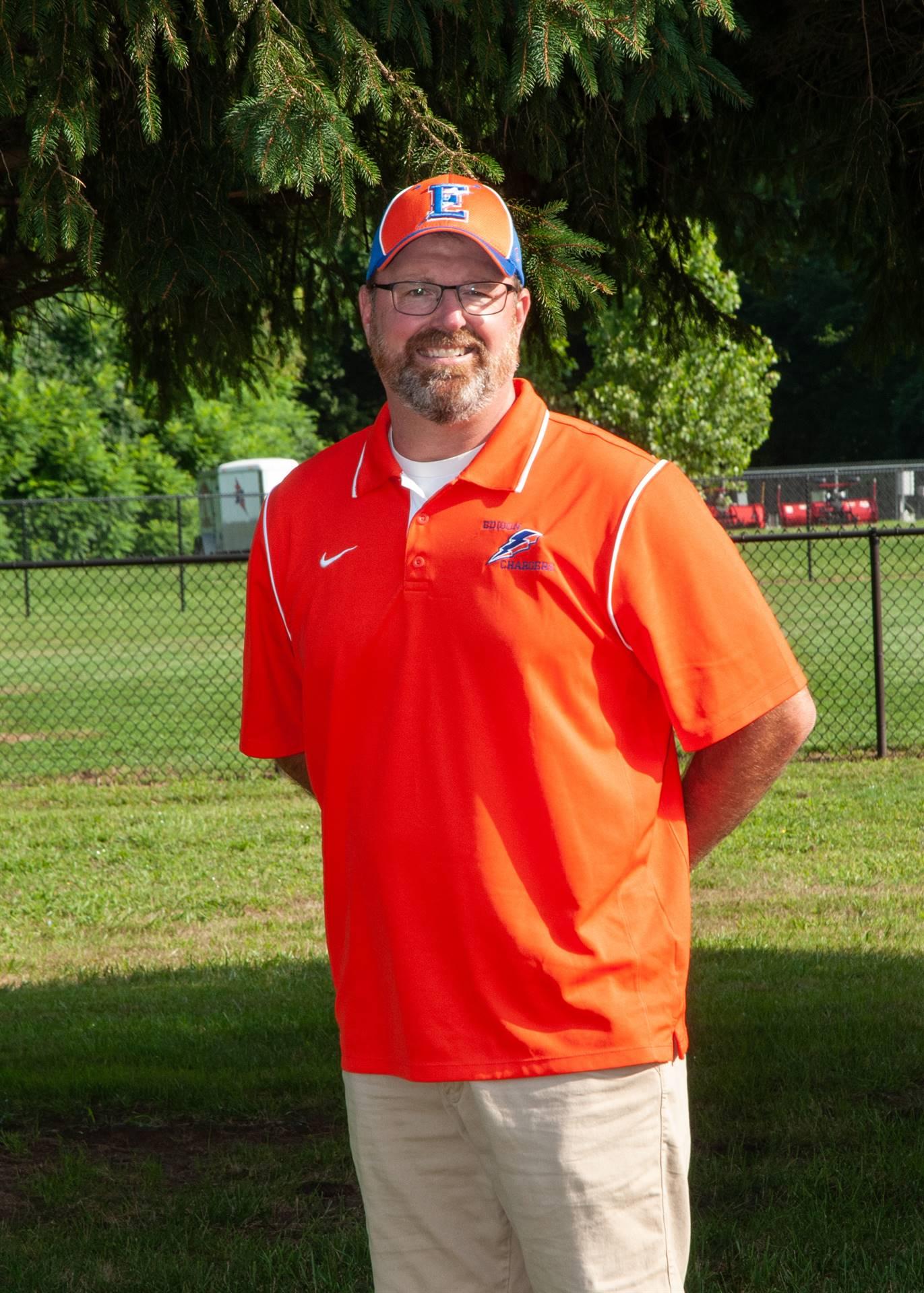 Head Coach - Ryan Meredith