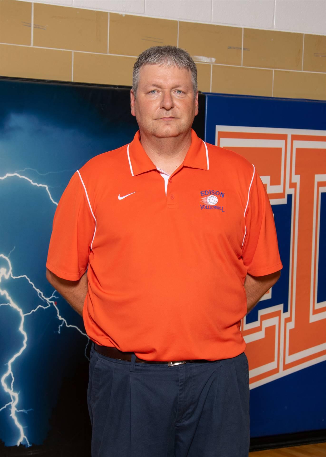 Head Coach - Sean Hoover