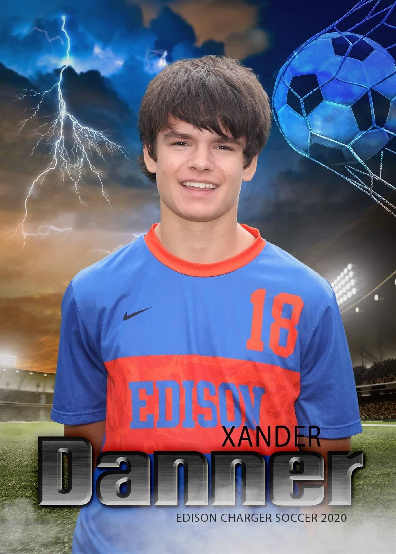 Danner, Xander