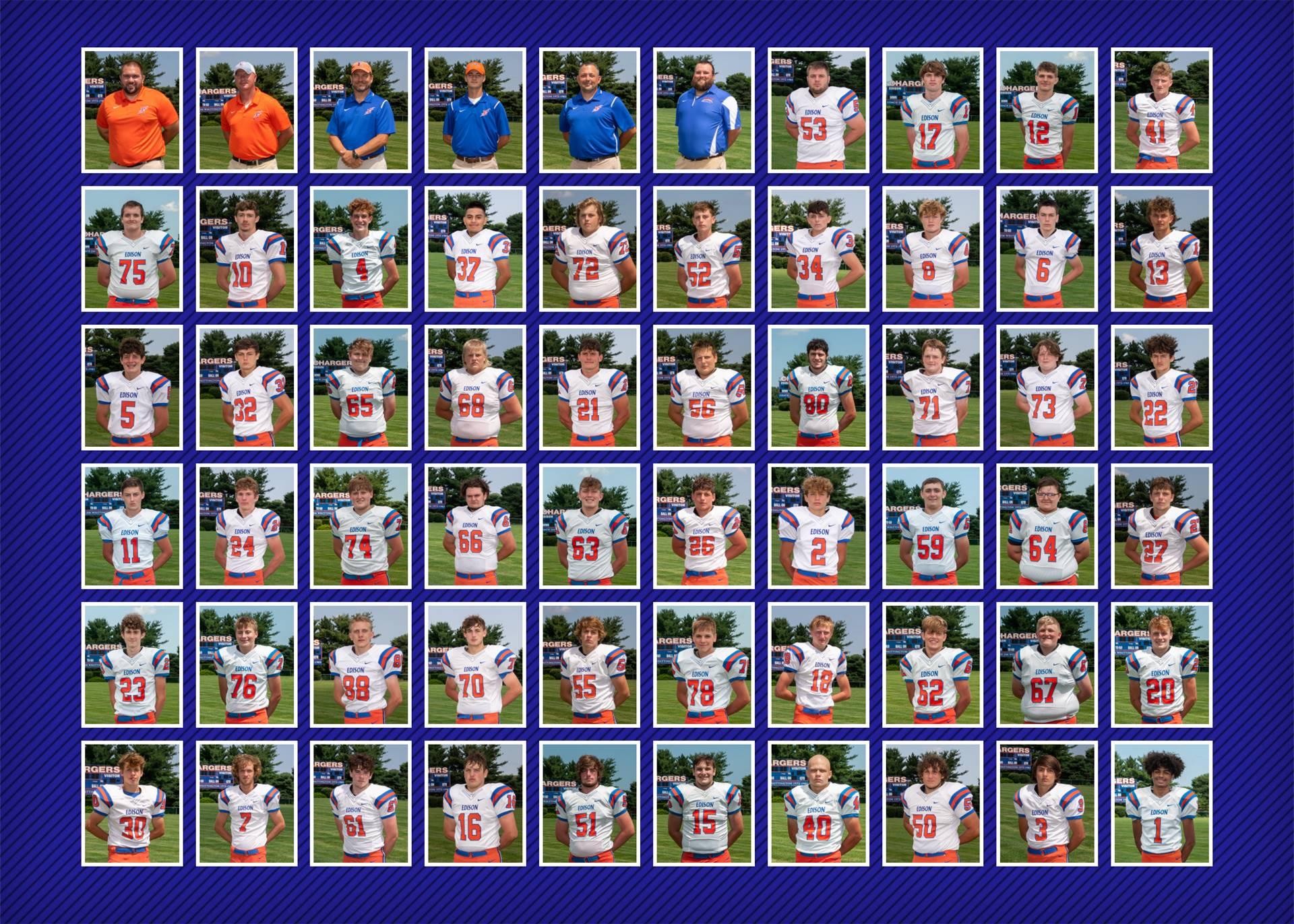 2020 Football Team