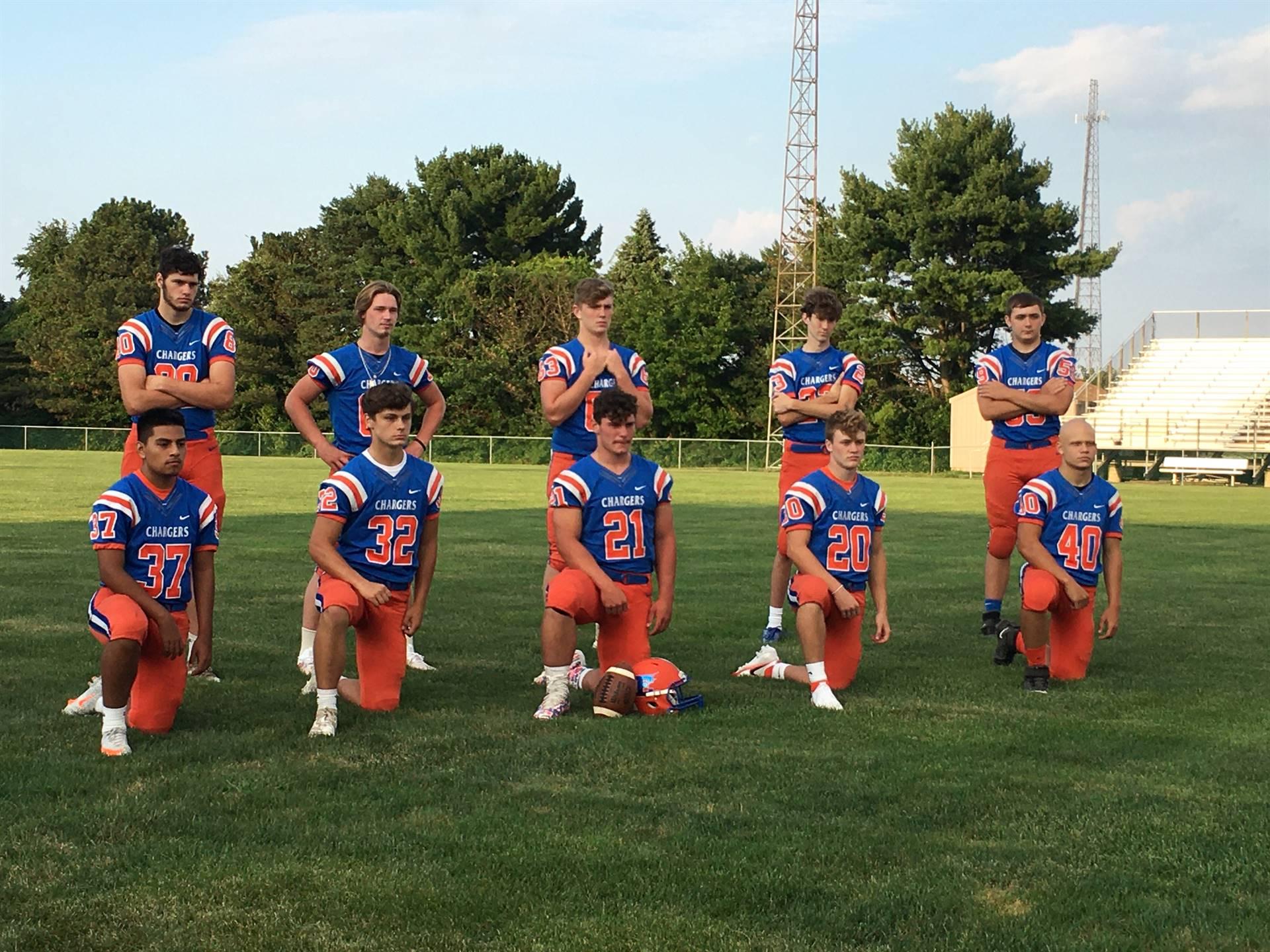 2020 Football Seniors