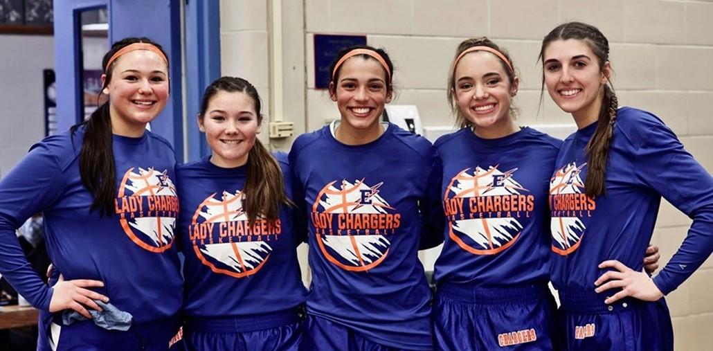 Lady Charger Basketball Seniors