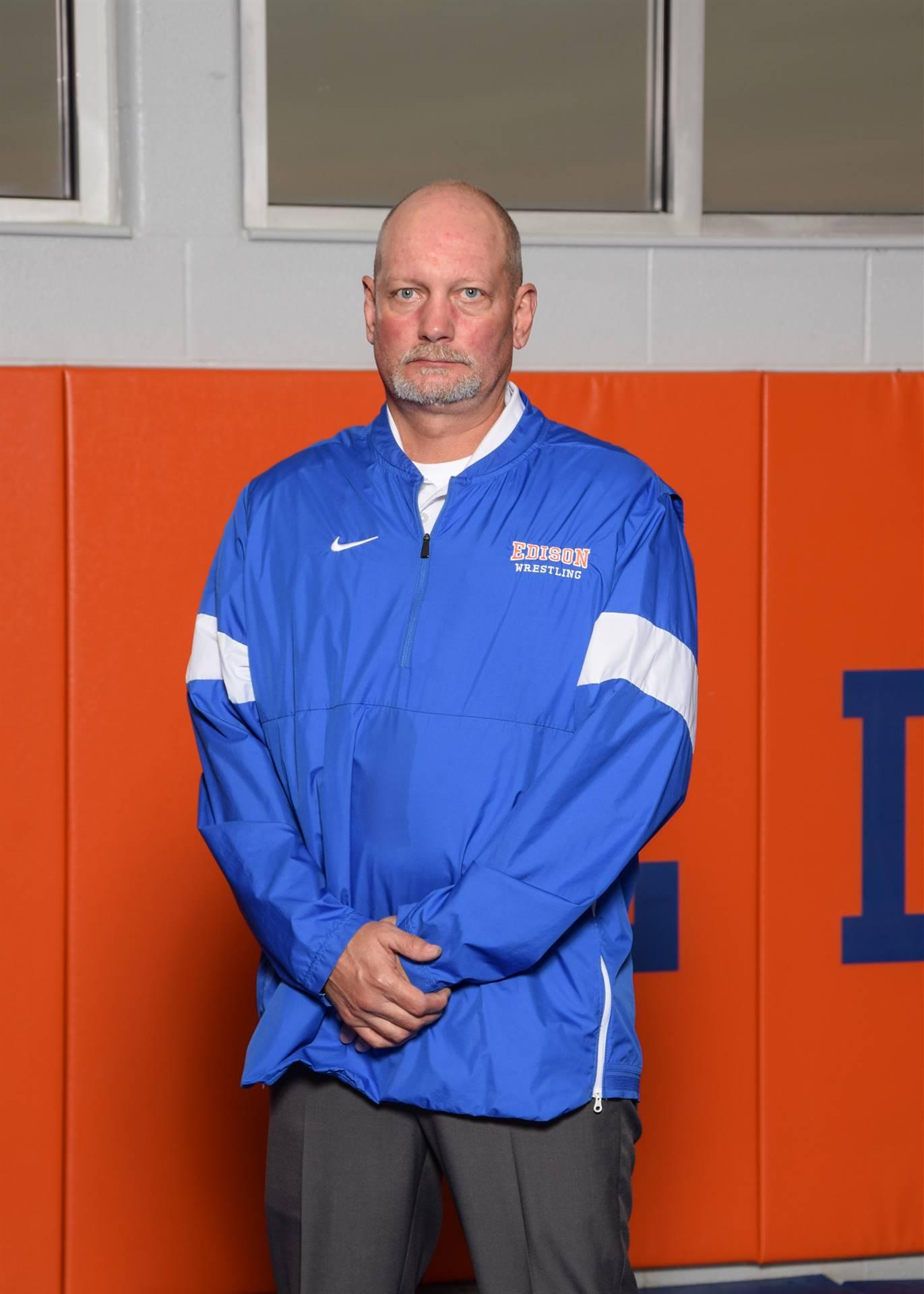 Assistant Coach - Thom Barnett