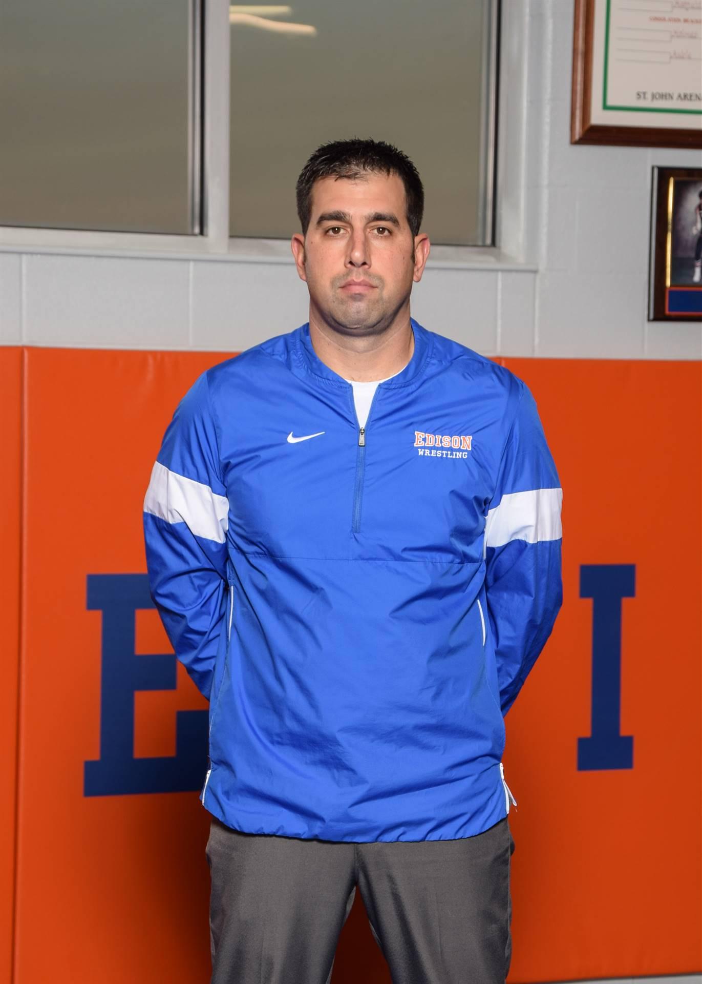 Head Coach - David Hermes