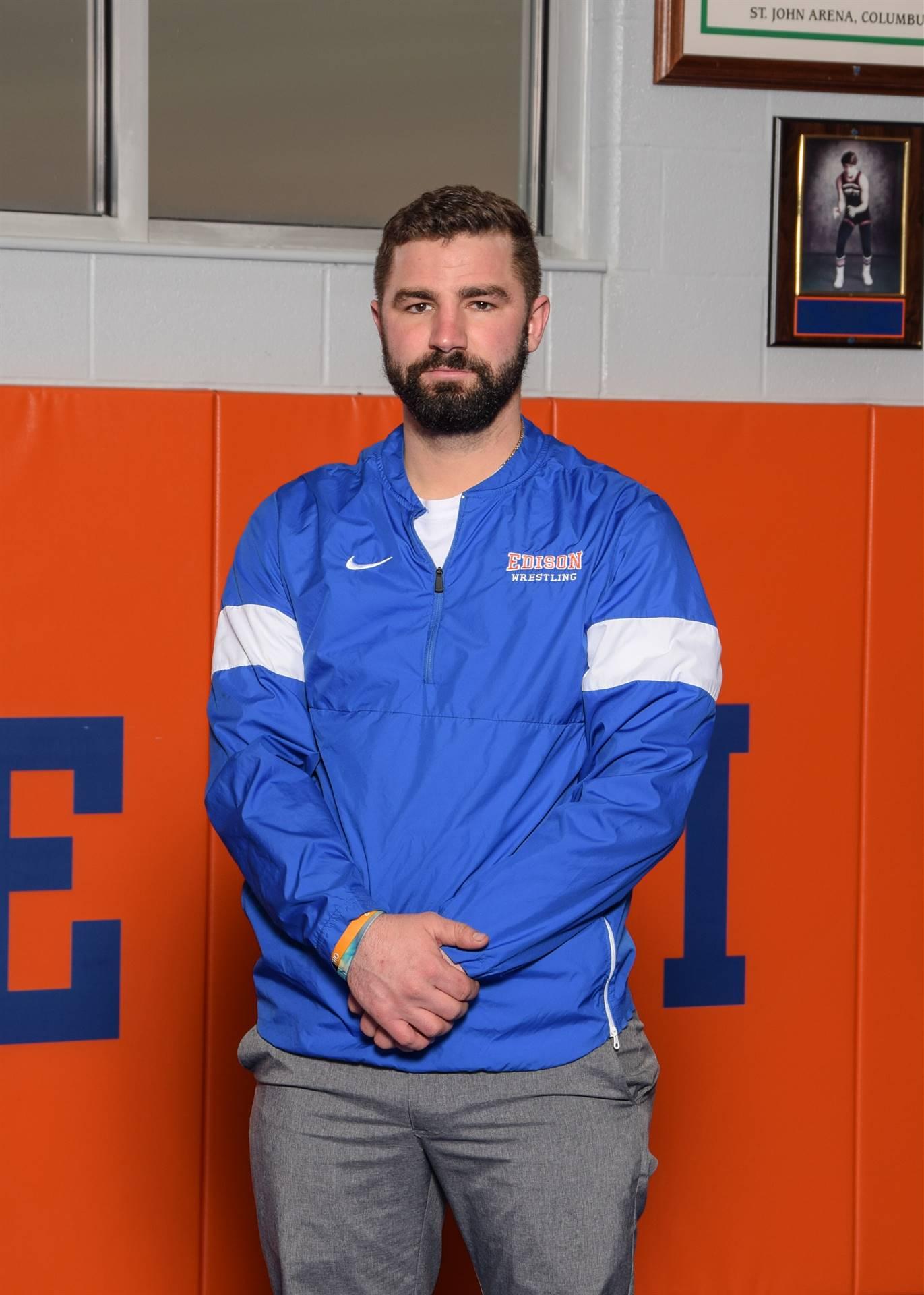 Assistant Coach - Jude Michel