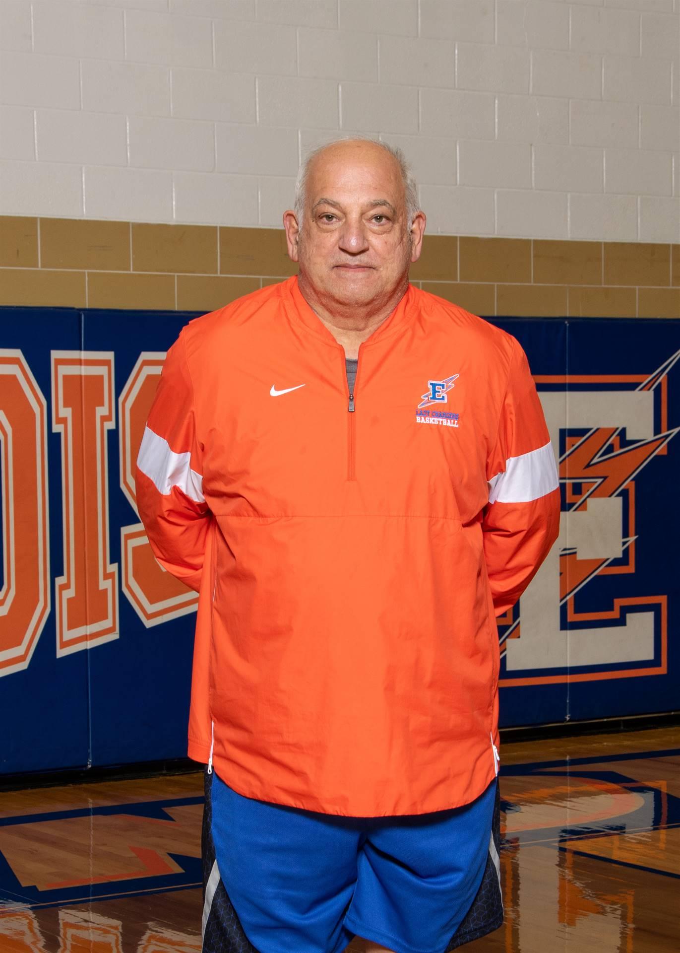 Assistant Coach - Dino Caporini