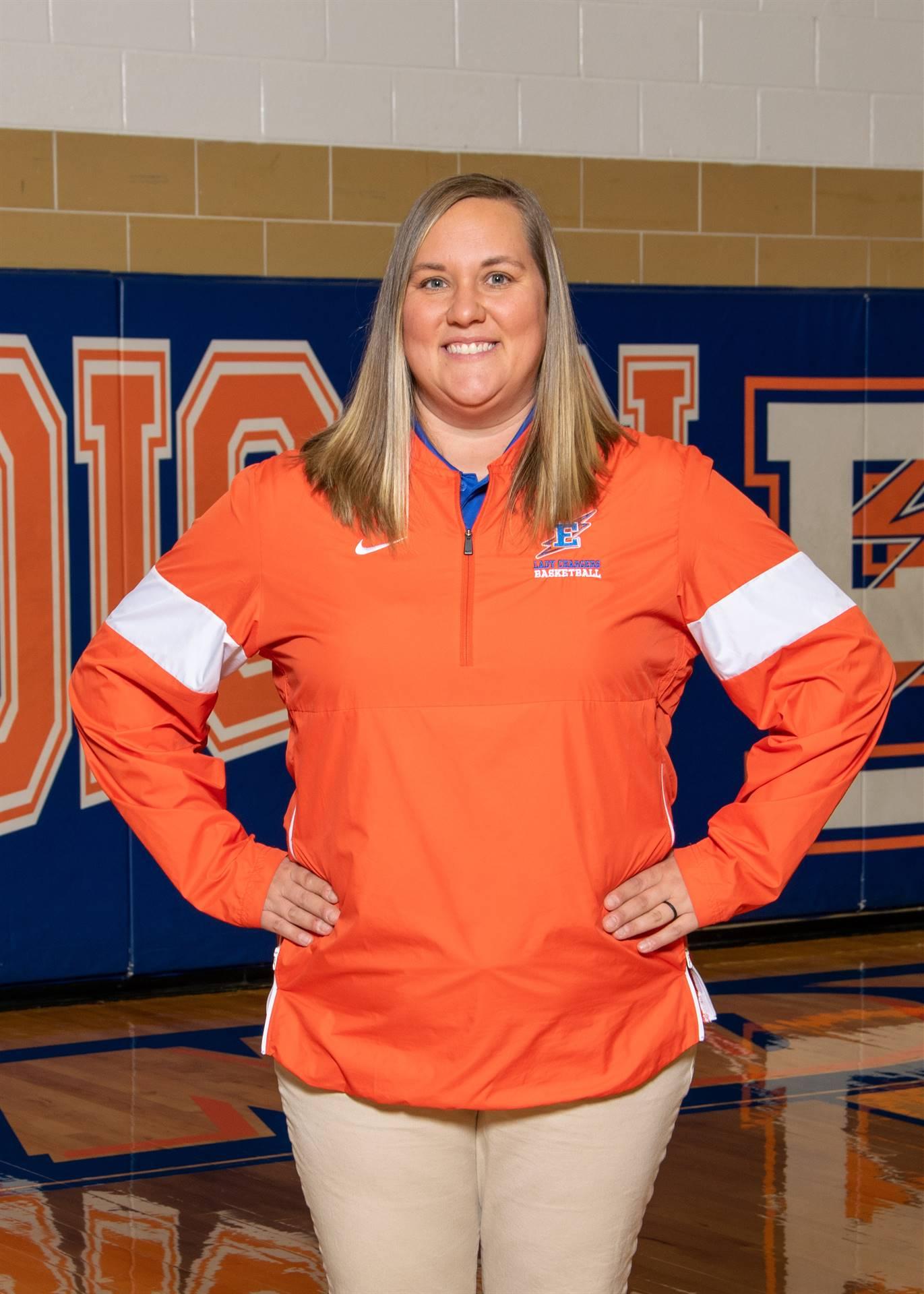 JV Head Coach - Chelsey Meagrow
