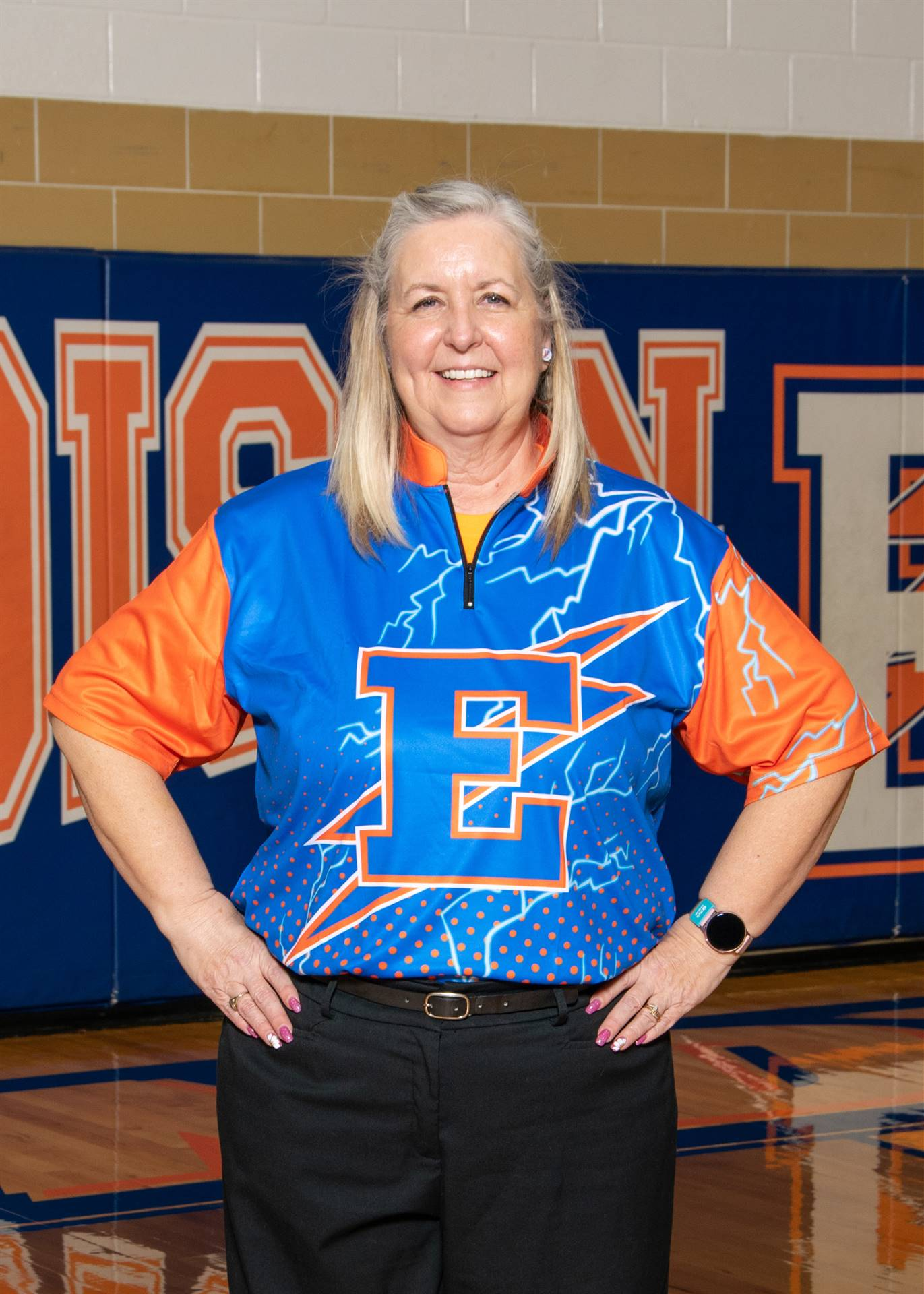 Head Girls Coach - Constance Brown