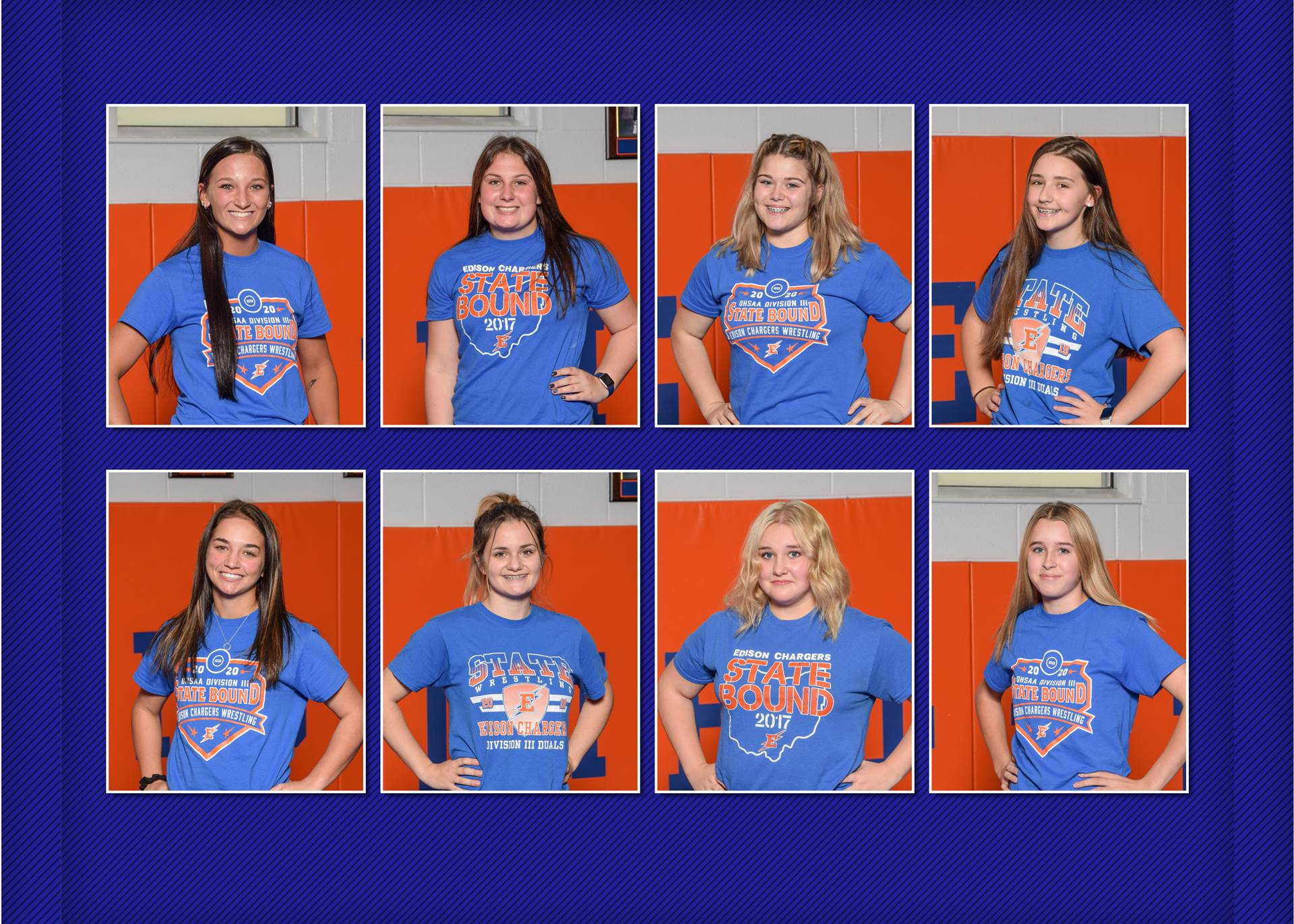 2021 Chargerettes