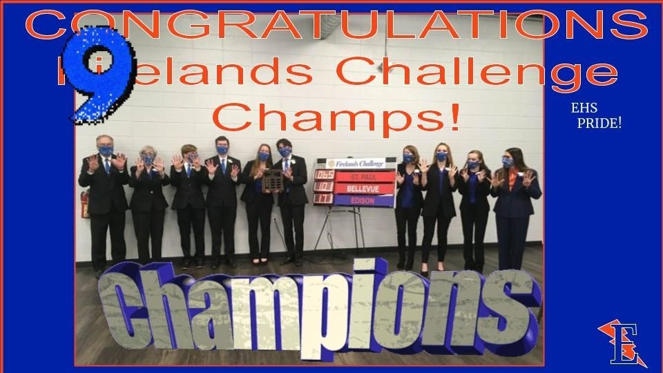 Firelands Challenge - 9 Championships in a Row