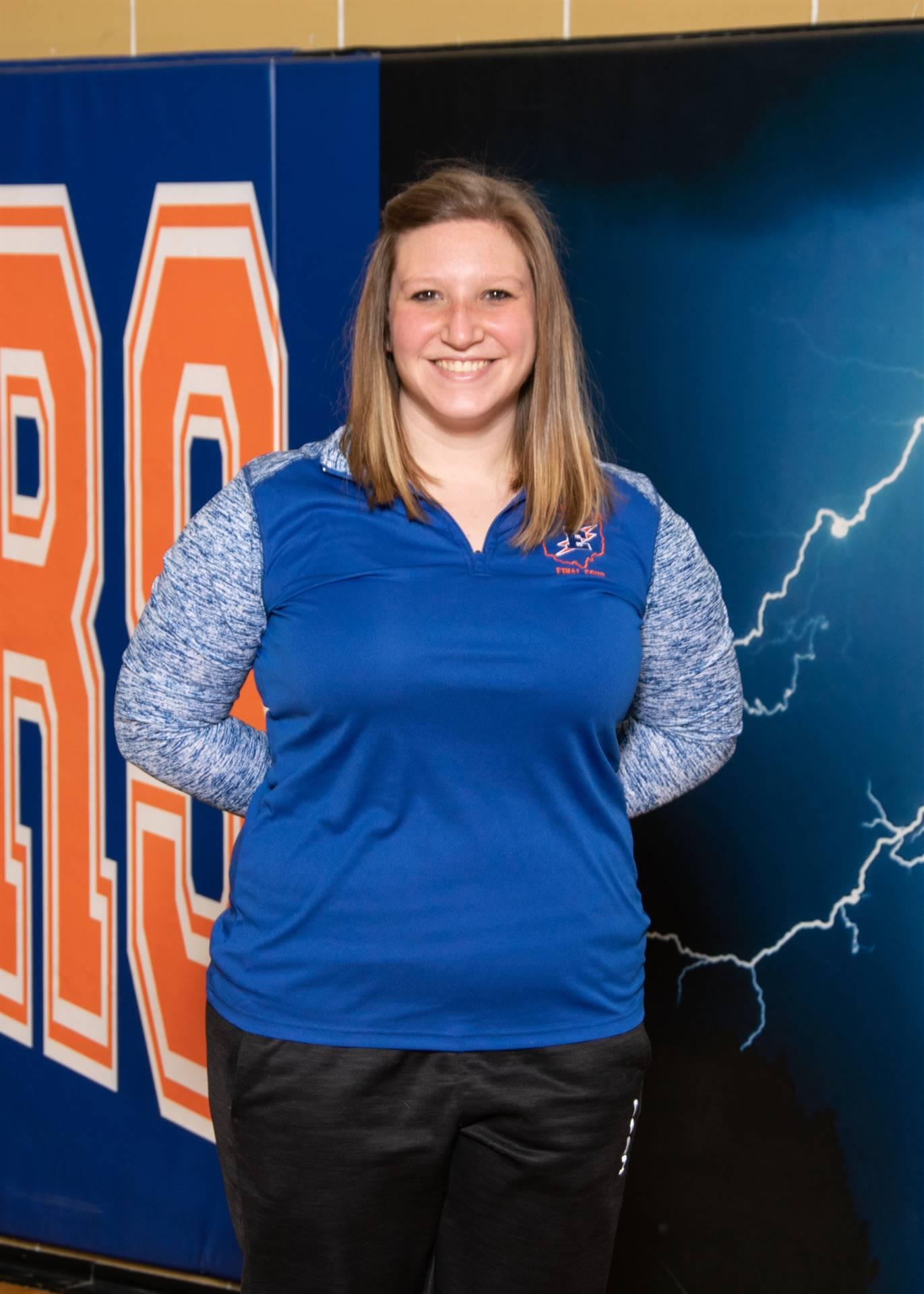 Assistant Coach - Andrea Levine