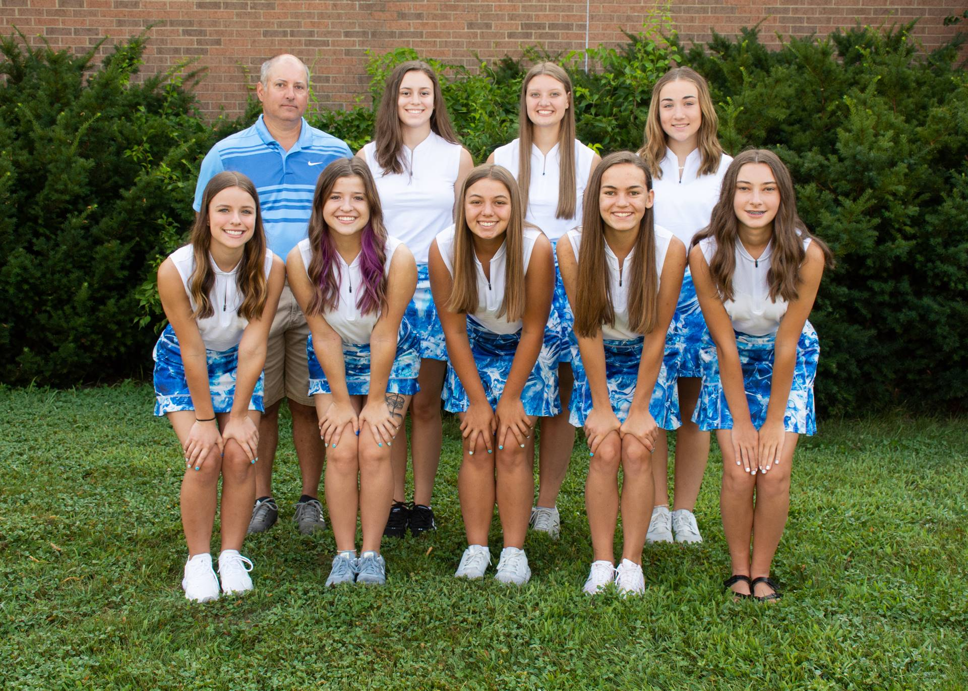 Lady Charger Golf Team