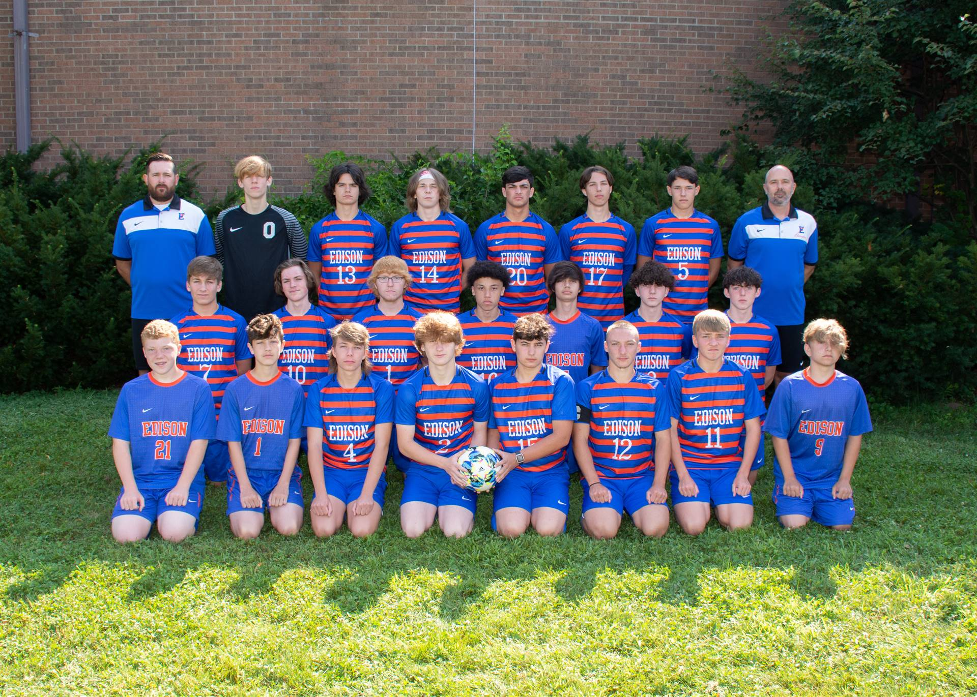 Charger Soccer Team