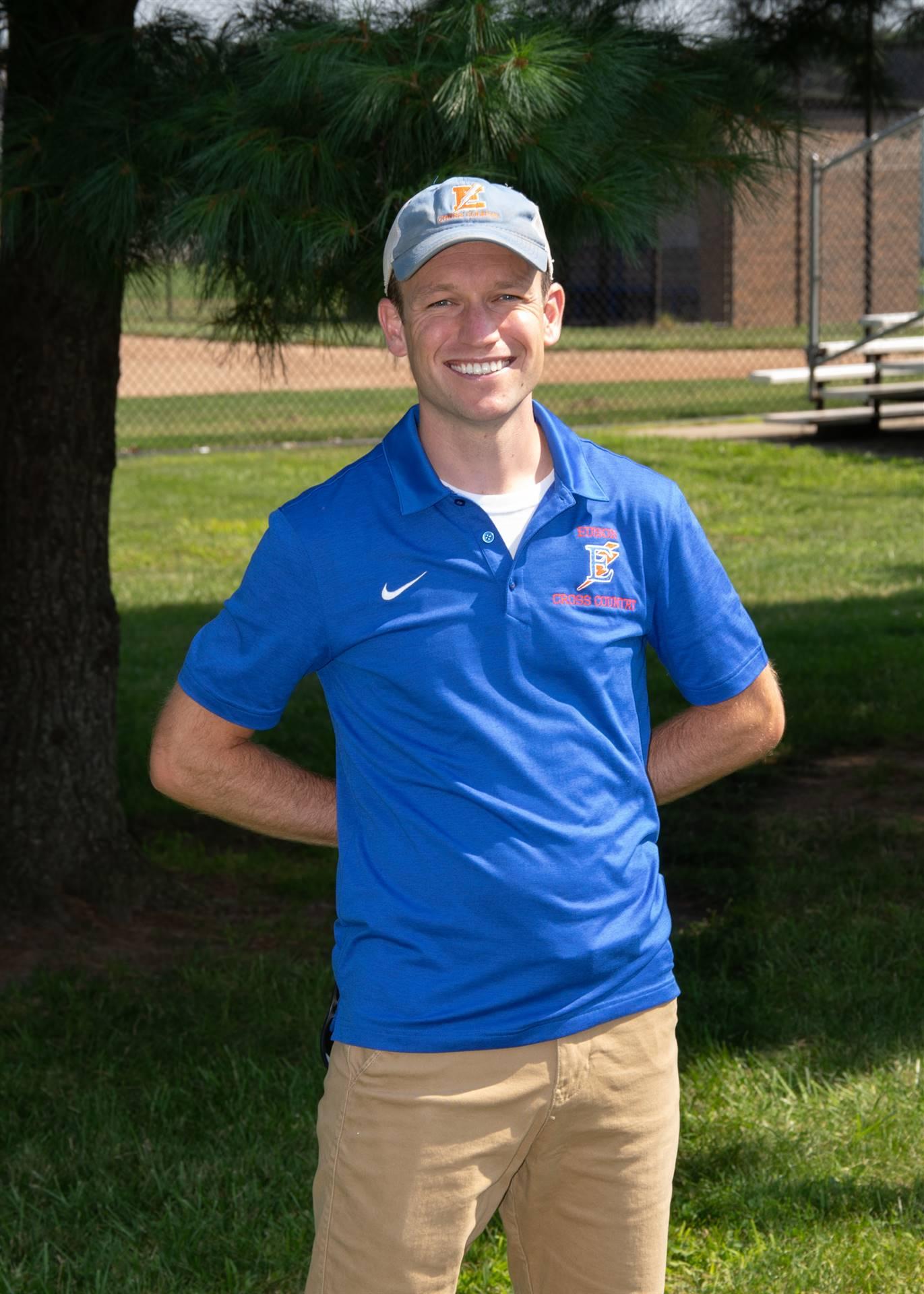Assistant Coach - Zach Rospert