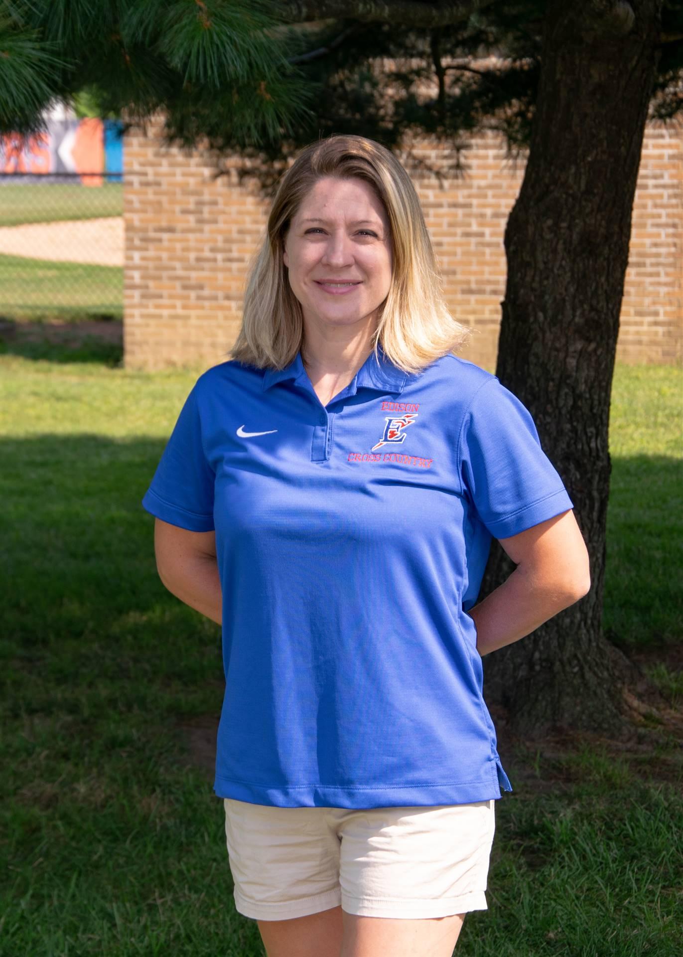 Assistant Coach - Amy Facemire