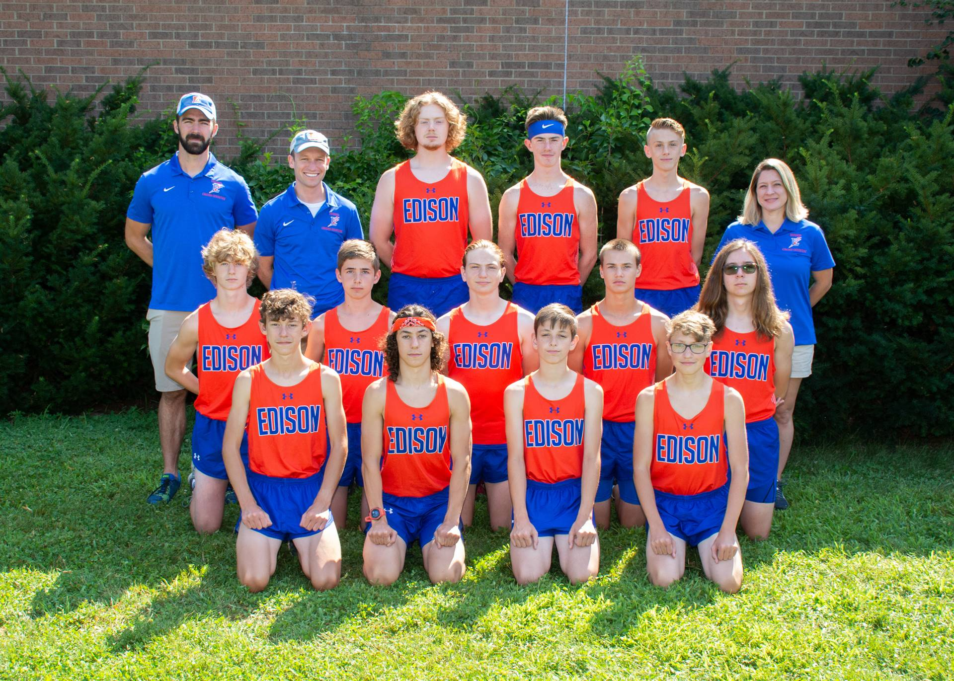 Charger Cross Country Team