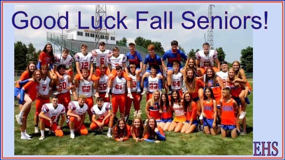 Fall Seniors
